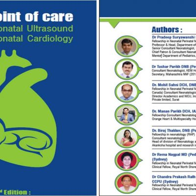 Point of care Neonatal Ultrasound & Neonatal Cardiology